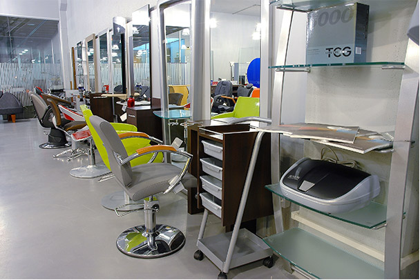 mobiliario estética