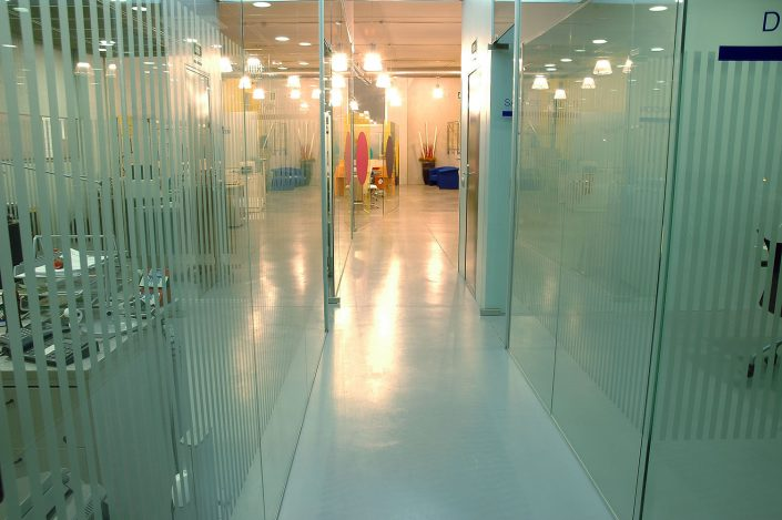 diseño de centros de estética