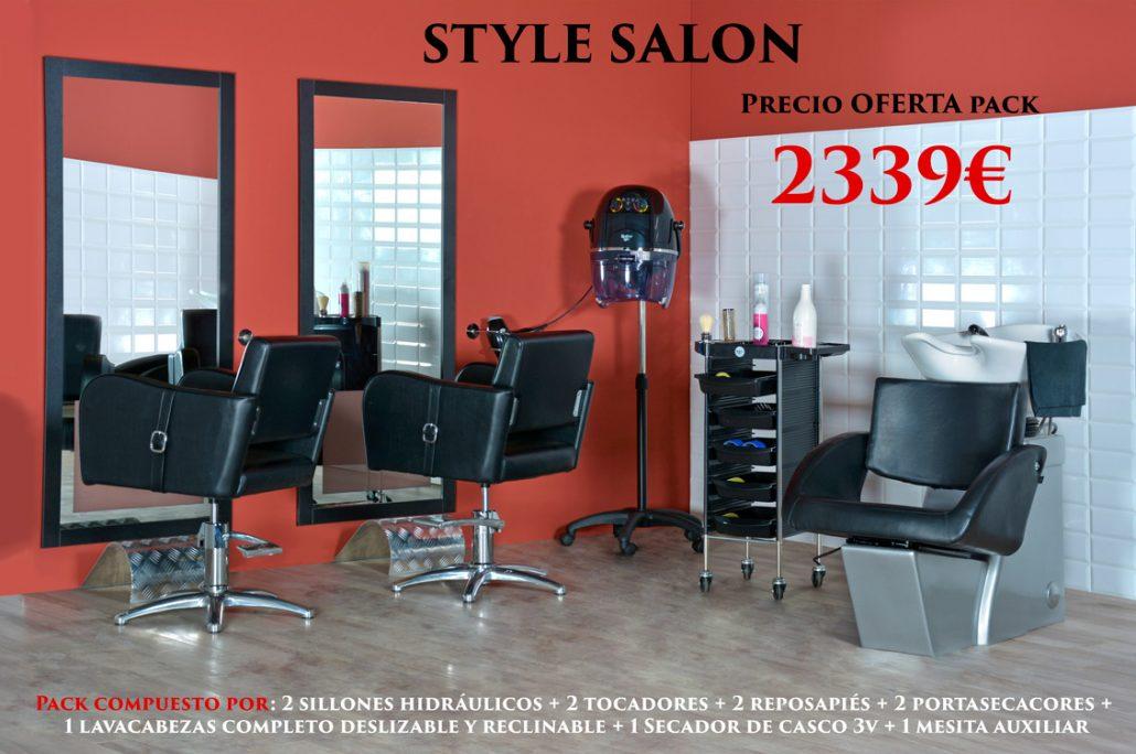 Muebles de peluquer a baratos packs oferta design systems for Muebles de peluqueria en oferta