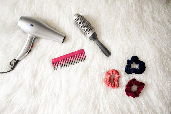 herramientas y utensilios de peluqueria